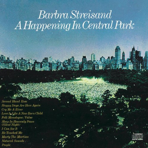 Barbra Streisand - WHIO Radio Christmas Feelings - Zortam Music
