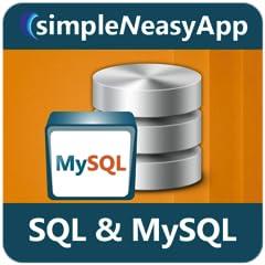 SQL & MySQL - simpleNeasyApp by WAGmob