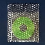 ボックスバンク プチプチ袋(エアキャップ袋) CDサイズ 500枚セット
