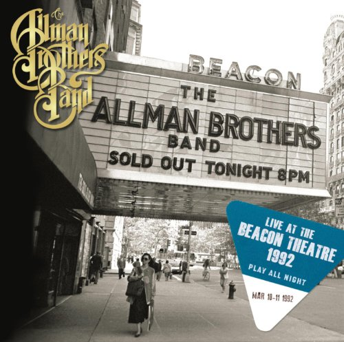 Allman Brothers Band - Play All Night: Live at the Beacon Theater 1992 - Zortam Music