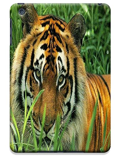 Tiger Case Cover Hard Back Cases Beautiful Nice Cute Animal hot selling cell phone cases for Apple Accessories iPad Mini # 21