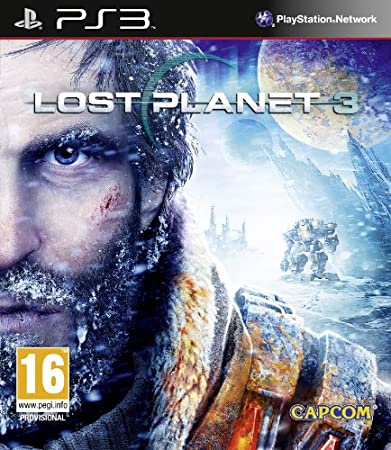 Lost Planet 3 (PS3) [Importación inglesa]