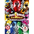 Power Rangers Samurai - The Complete Collection (4 disc set) [DVD]
