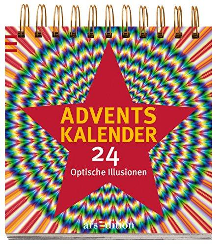 Buchseite und Rezensionen zu 'Optische Illusionen: Ein Adventskalender' von kein Autor