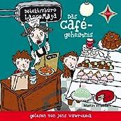 Das Cafégeheimnis (Detektivbüro LasseMaja 5) | Martin Widmark