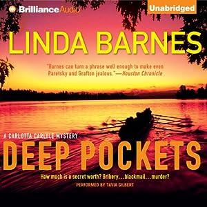 Deep Pockets: A Carlotta Carlyle Mystery, Book 10 | [Linda Barnes]