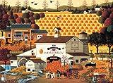 Buffalo Games Charles Wysocki, Pumpkin H...