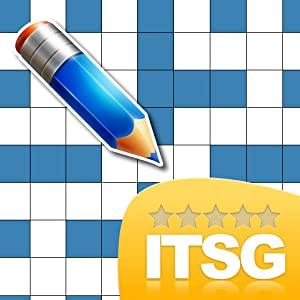 Crossword Puzzle Free by IT Solutions Games