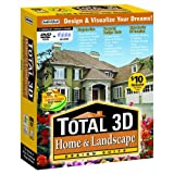 Total 3D Home & Landscape Suite 8 (DVD-Rom + CD-Rom)