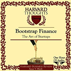 Bootstrap Finance Audiobook