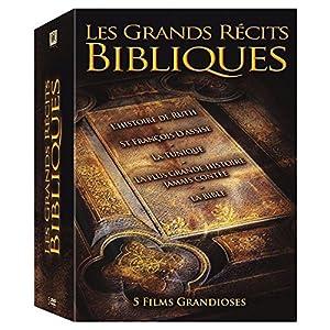 Grands récits bibliques : L'Histoire de Ruth + Saint-François d'Assise + La Tunique + La Plus gran