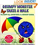 Childrens Books: GRUMPY MONSTER TAKES...