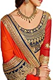 Grace Saree Womens Georgette Saree (GRACE 6)