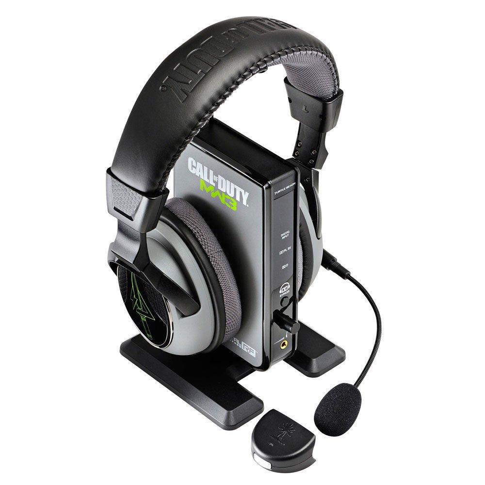How do i hook up my turtle beach headset