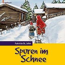 Spuren im Schnee Hörbuch von Patricia St. John Gesprochen von: Ike Wittelsbürger
