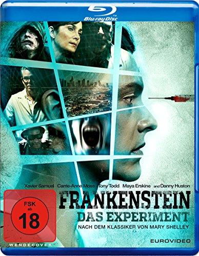Frankenstein - Das Experiment [Blu-ray]