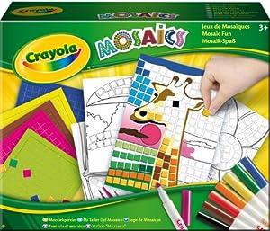 Crayola - Mosaico Divertido 04-1008