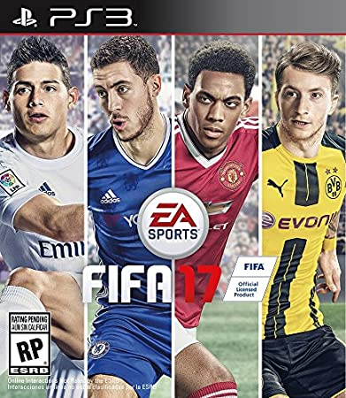 FIFA 17 - PS3 Digital Code