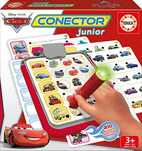 Educa - 16136 - Conector Junior - Jeu Éducatif Électronique - Autot