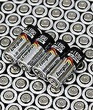 [4 pcs] Energizer E90 LR1 N Size,