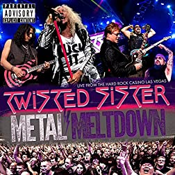 Metal Meltdown [Blu-ray]