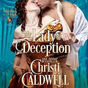 My Lady of Deception Audiobook