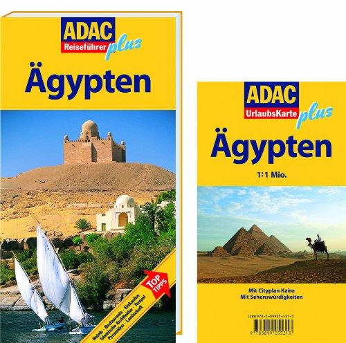 ADAC Reiseführer plus Ägypten: Mit extra Karte