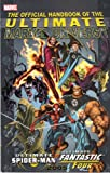 img - for Official Handbook of the Ultimate Marvel Universe Fantastic Four and Spider-man book / textbook / text book