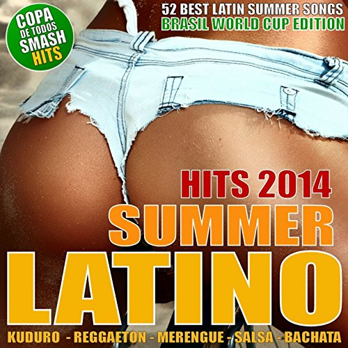 Latino Summer Hits 2014 - 52 Best Latin Songs - Brasil World Cup Deluxe Edition (Kuduro, Merengue, Reggaeton, Salsa, Bachata, Urban Latin) (Salsa Music 2014 compare prices)