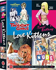 Love Kittens: Four Sexy Classics From The 60S (Bilingual)