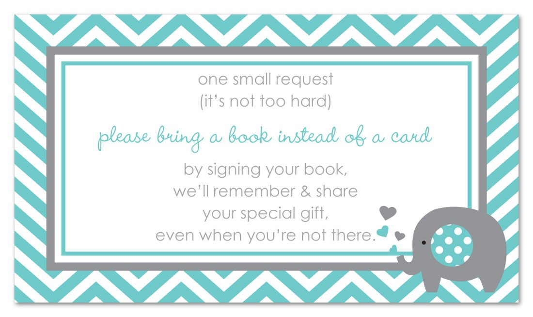 baby shower invitations bring a book instead of card futureclim info