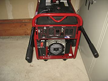 Powermate PM0601250 12500-15625 Watt Portable Generator