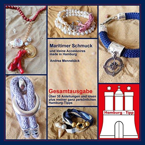 Maritimer Schmuck und kleine Accessoires made in Hamburg: Über 35