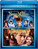 Nanny McPhee / Peter Pan Double Feature [Blu-ray]
