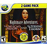 Nightmare Adventures Two Pack: The Witch's Prison and The Turning Thorn - PC