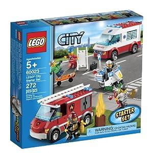 LEGO City 60023 Starter Toy Building Set by LEGO City