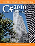 C# 2010 for Programmers (4th Edition)