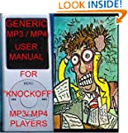 User Manual for Generic MP3 or MP4 Pl...