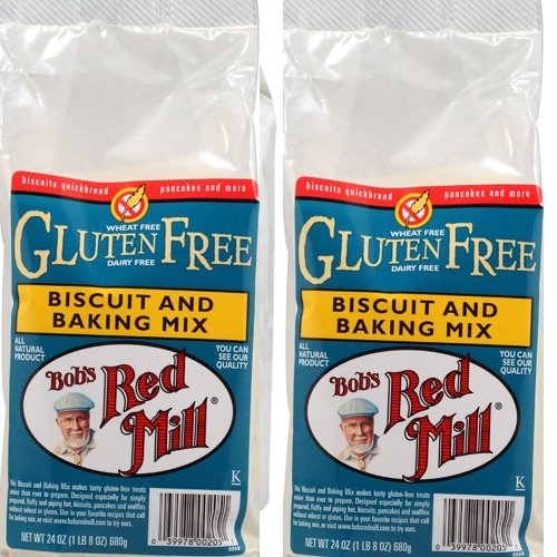 Bob's Red Mill Gluten Free Wheat Free Biscuit & Baking Mix 2/24oz