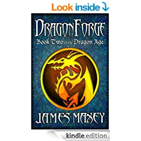 Dragonforge (Bitterwood Trilogy Book 2)