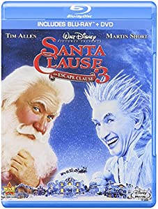 Santa Clause 3: The Escape Clause [Blu-ray]