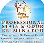 Enzyme Cleaner, Pet Stain Remover, Od...