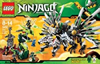 LEGO Ninjago 9450 Epic Dragon Battle from LEGO Ninjago