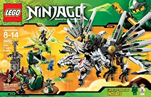 LEGO Ninjago 9450 Epic Dragon Battle by LEGO Ninjago