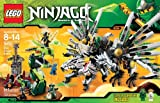 Lego Ninjago Epic Dragon Battle 9450