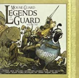 Mouse Guard: Legends of the Guard Volume 2 (1936393263) by Petersen, David