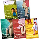 Diane Chamberlain Collection 8 Books Set (The Lost Daughter, Before the Storm, Secrets She Left Behind, The Bay at Midnight, Breaking the Silence, The Shadow Wife, The Midwife's Confession, The Lies We Told) Diane Chamberlain