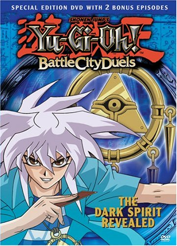 Yu-Gi-Oh: Season 2 V.8 - Dark Spirit Revealed [DVD] [Region 1] [US Import] [NTSC]