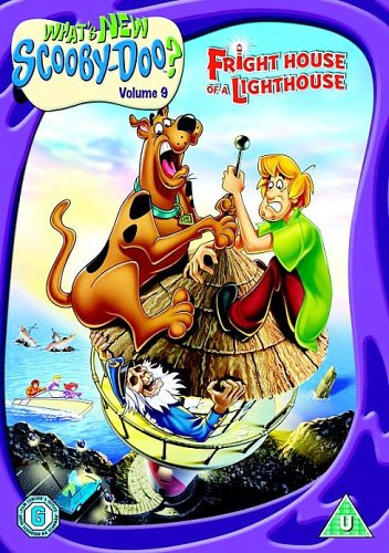 What's New Scooby Doo : Vol. 9 - Fright House Of A Lighthouse [DVD]