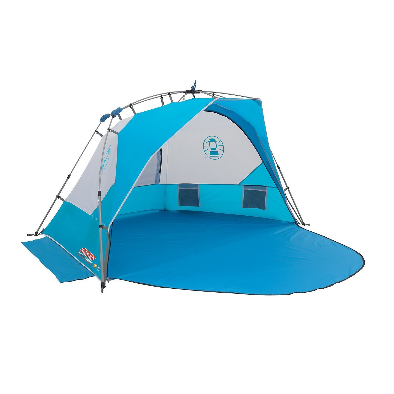 Coleman Sundome FastPitch Beach Shelter - Blue